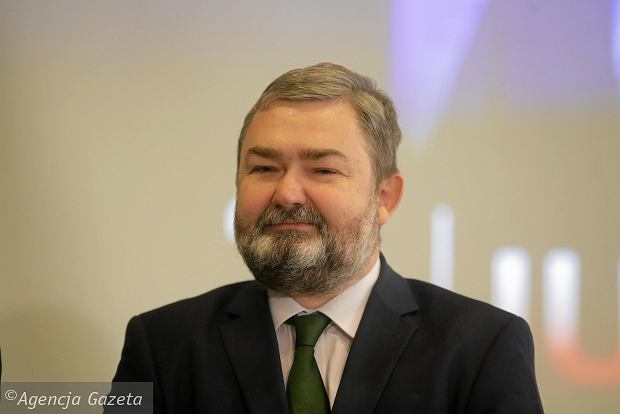 Eurodeputowany z PiS, Karol Karski