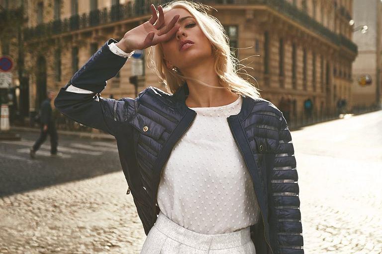 9c3d2801c7 Paryski klimat w kolekcji marki DIEGO M