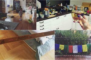 Maria Bros, żona Tymona Tymańskiego, pokazuje na Instagramie codzienne życie swojej rodziny. Przy okazji możemy obejrzeć, jak mieszkają z dwojgiem małych dzieci.