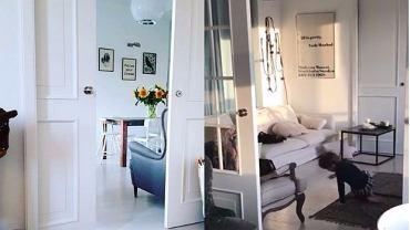 Viola Kołakowska mieszka na warszawskiej Saskiej Kępie. Dzięki Instagramowi celebrytki możemy choć trochę podejrzeć, jak od środka wygląda jej mieszkanie, jakie ma dodatki i jak urządzone są pokoiki jej dzieci. Mimo iż dominuje kolor biały, jest naprawdę przytulnie i ciekawie. Widać, że celebrytka lubi urozmaicać swoje wnętrza różnymi dodatkami. A to nadaje odpowiedni klimat całemu mieszkaniu! Zobaczcie naszą galerię. Może coś Was zainspiruje?