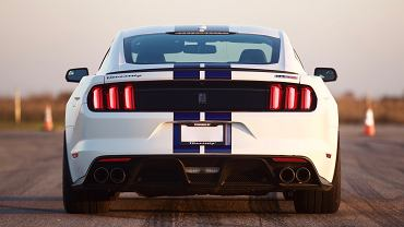 Hennessey Mustang HPE800