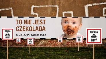 """Łódź. """"To nie jest czekolada"""""""