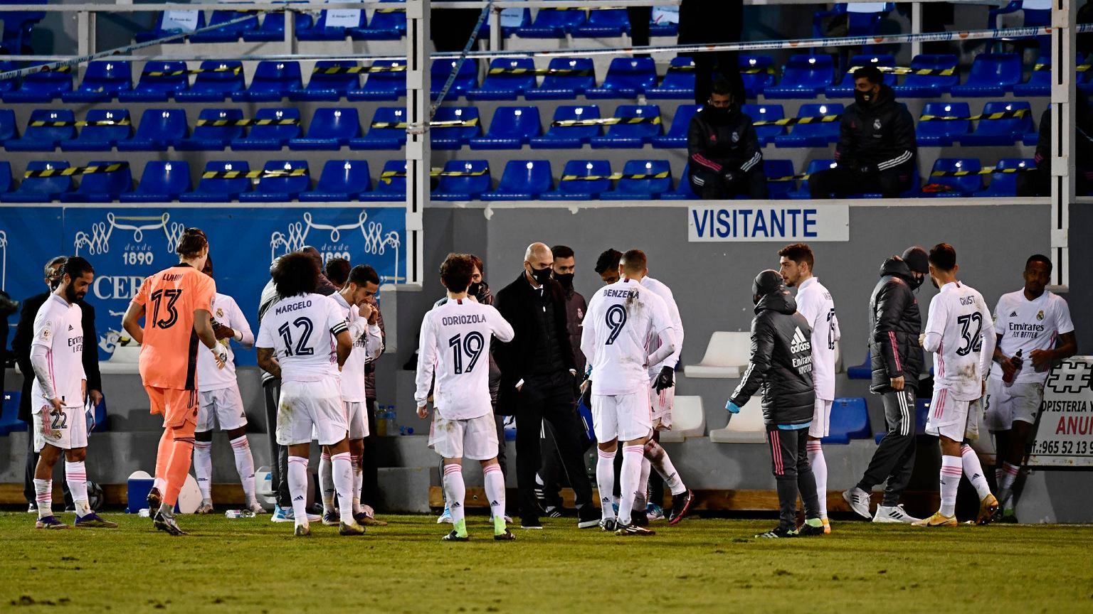 Zinedine Zidane zast
