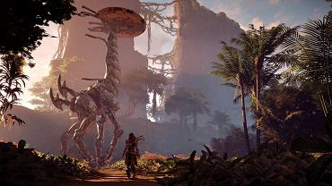 'Horizon Zero Dawn'.