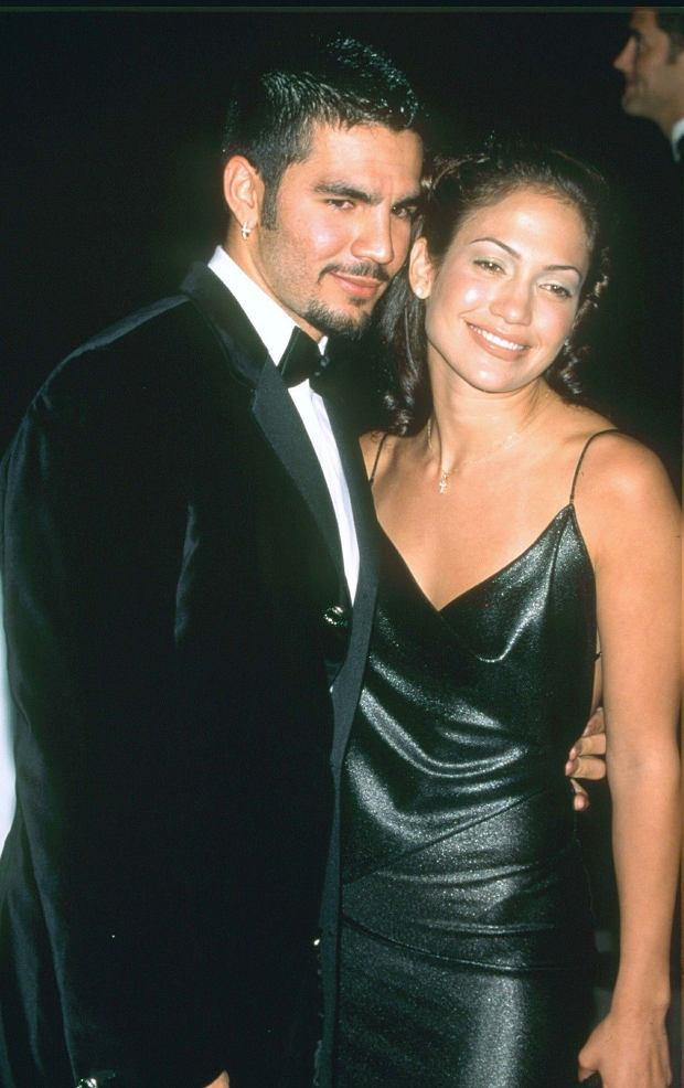 Ojani Noa i Jennifer Lopez