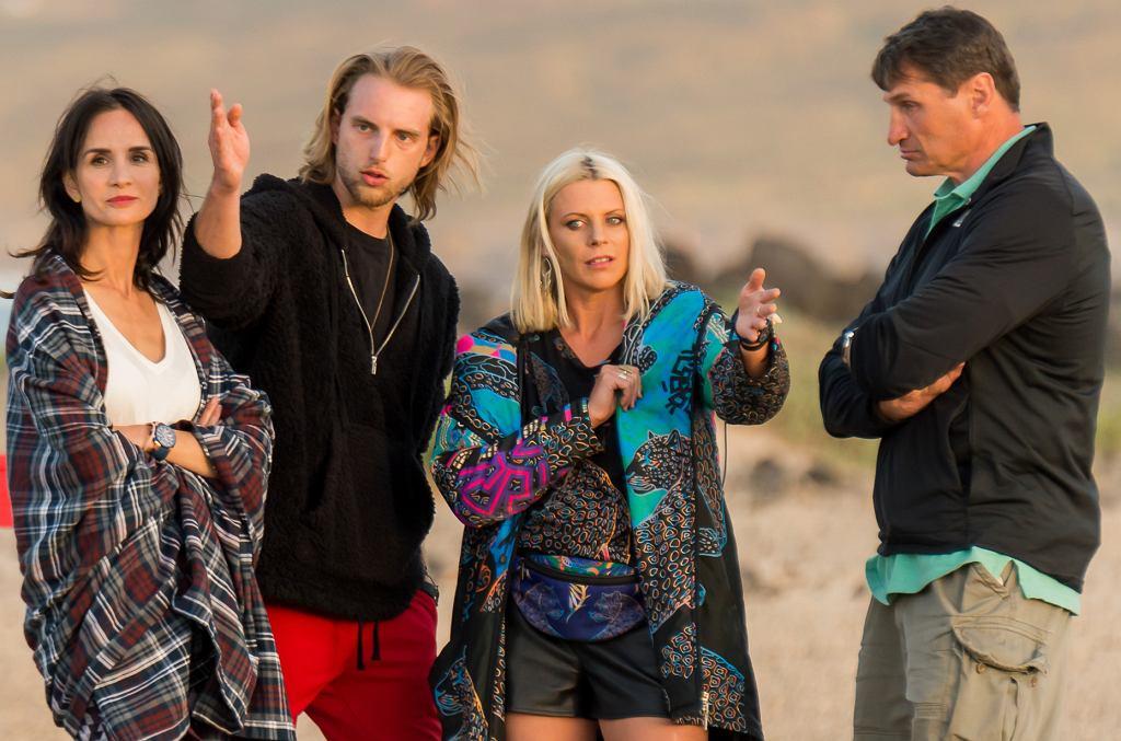 Kadr z programu 'Agent - Gwiazdy'