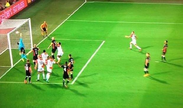 Gol dla Standardu Liege