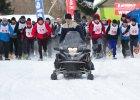Rakietna - otwarte mistrzostwa Polski w biegu na rakietach śnieżnych