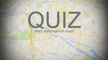 Quiz europejskich miast