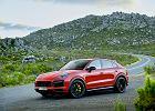 Mniej znaczy więcej. Porsche Cayenne Coupe Turbo