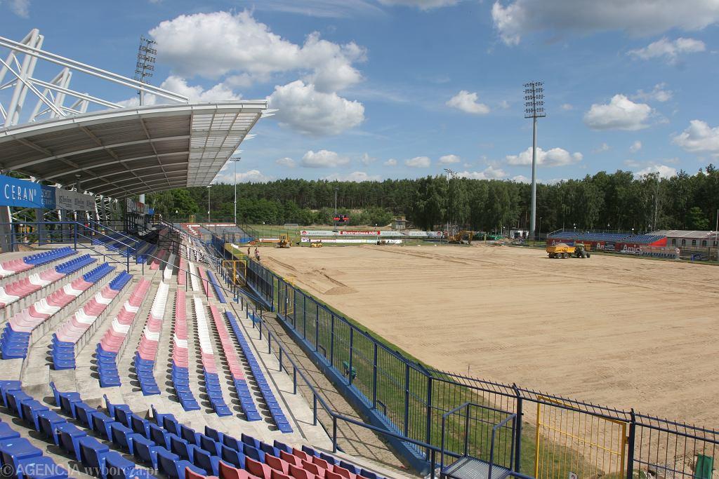 Stadion we Wronkach