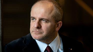 Prof. Paweł Kowal, poseł Koalicji Obywatelskiej i były wiceminister spraw zagranicznych w pierwszym rządzie PiS (2006-07). Warszawa, 7 listopada 2019