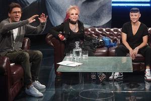 Kuba Wojewódzki, Maria Peszek, Krystyna mazurówna