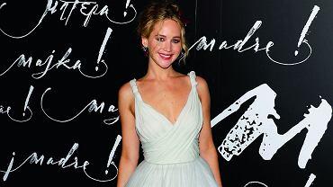 Jennifer Lawrence na premierze filmu 'Matka!'