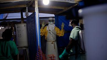 Epidemia eboli w Gwinei. Cztery osoby nie żyją