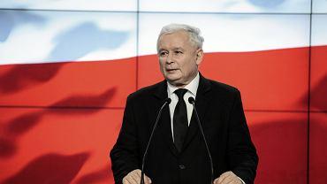 Jarosław Kaczyński (fot. Dawid Zuchowicz/AG)