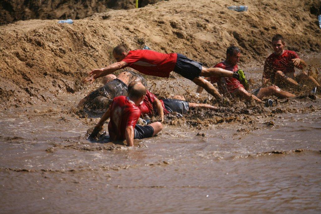 Liga Piłki Błotnej w Czeremsze