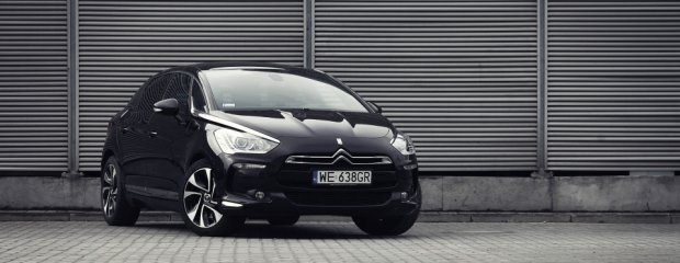 Citroen DS5 1.6 THP | Test | Jedno ale