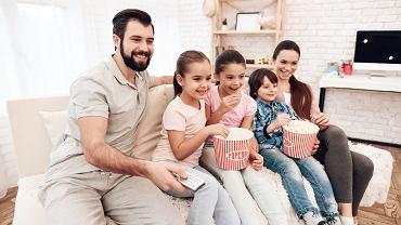 Filmy fantasy są dobrą propozycją na seans dla całej rodziny. Zdjęcie ilustracyjne, VGstockstudio/shutterstock.com