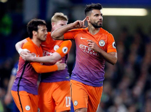 Sky Sports: Chelsea jest zainteresowane sprowadzeniem Sergio Aguero!