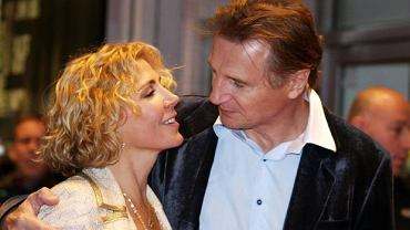 Liam Neeson i Natasha Richardson