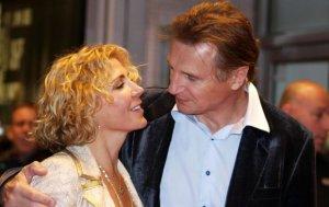 Liam Neeson, Natasha Richardson