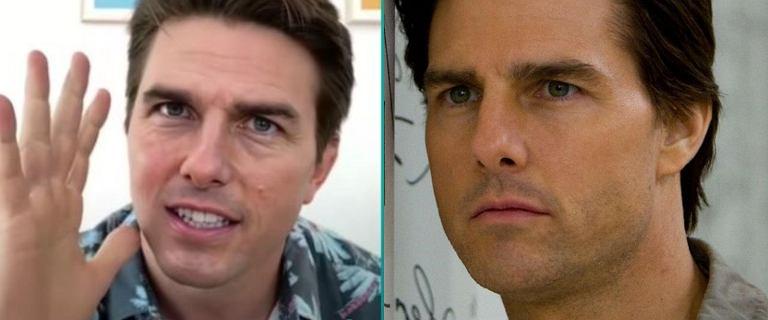 Po prawej - Tom Cruise. Po lewej - niby też, a jednak nie do końca