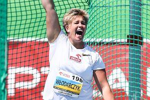 Lekkoatletyka. Mistrzostwa Polski Lublin 2018. Anita Włodarczyk z najlepszym wynikiem na świecie