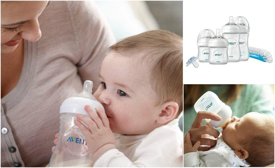 Butelka Avent - innowacyjna technologia dla maluchów