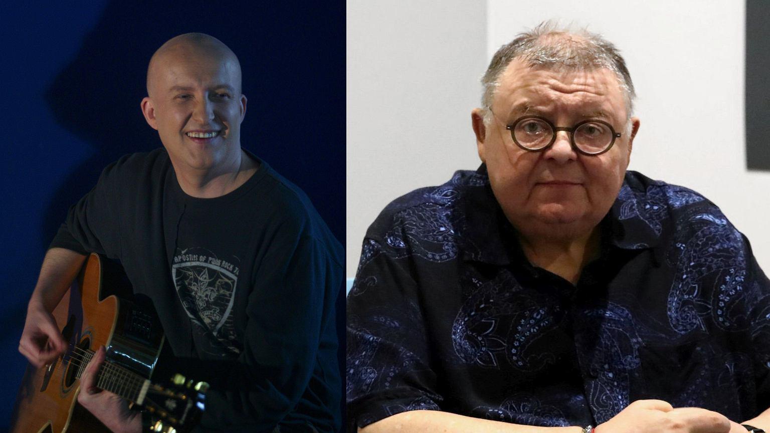 Wojciech Mann i Piotr Bukartyk publikują piosenkę.