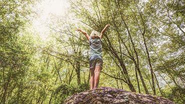 Zabierzcie dzieci wiosną do lasu