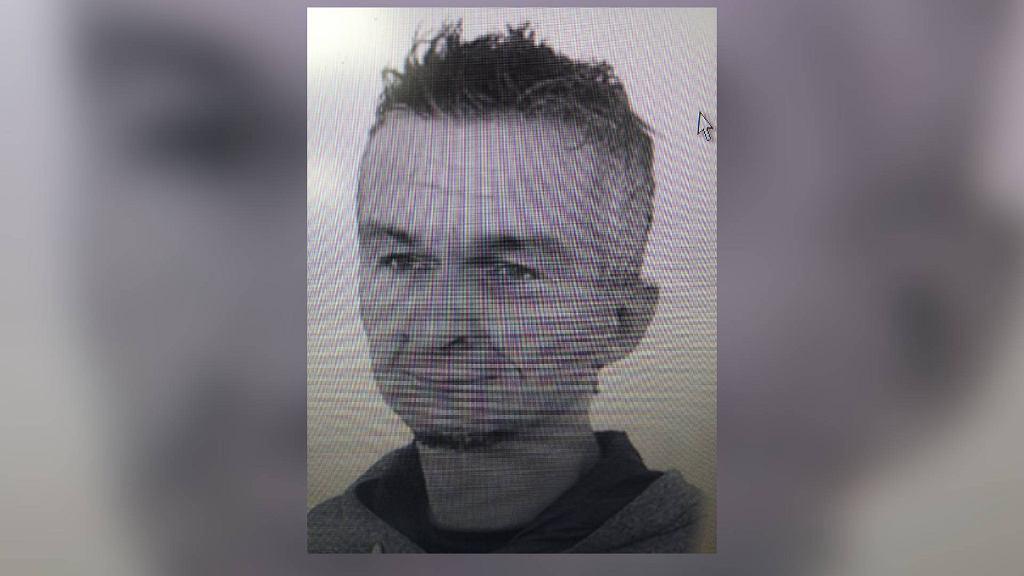 Zaginiony Marcin Kozakiewicz