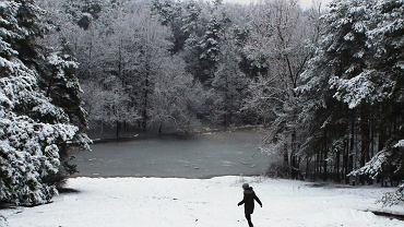 Czy wiesz jak zimą wygląda twoje ulubione miejsce spacerowe?