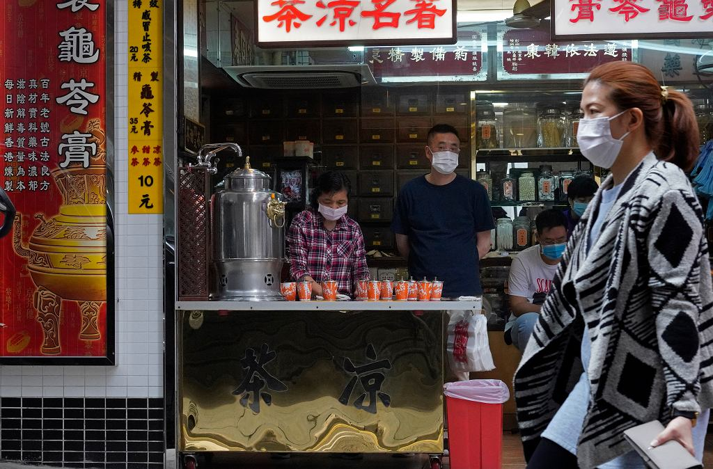 Koronawirus w Hongkongu