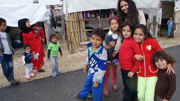 Na terenie 4,5-milionowego Libanu mieszka ponad milion syryjskich uchodźców