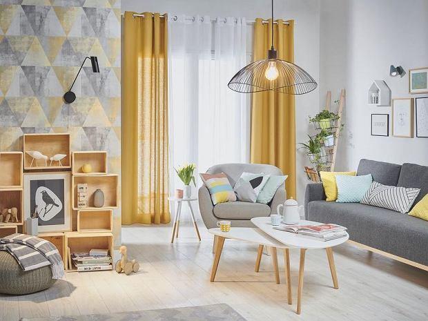 Minimalistyczna lampa sufitowa