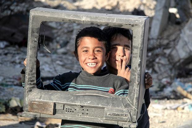 Dzieci z Gazy