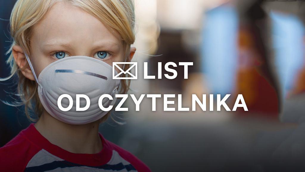 Okazuje się, że zakup maski antysmogowej dla dziecka nie należy do najłatwiejszych zadań.