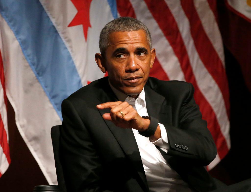 Pierwsze wystąpienie Obamy od trzech miesięcy