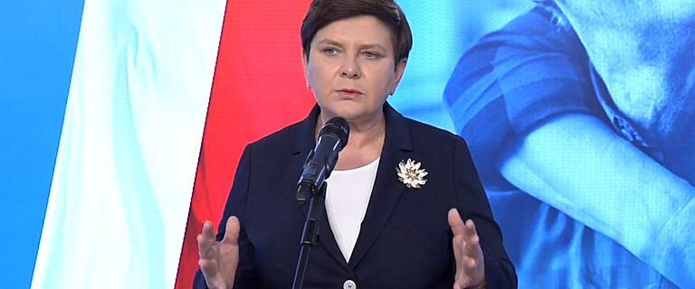 """Jak Beata Szydło odnalazła się w PE? """"Zawsze chodzi z kimś"""""""