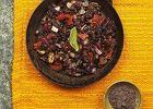 Meksykańskie menu dnia z nutą czekolady