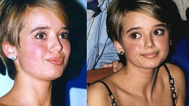 """Pierwszy raz na dużym ekranie mogliśmy podziwiać Annę Przybylską w  """"Ciemnej stronie Wenus"""", filmie z 1997 roku. Kiedy rozpoczęły się zdjęcia, była jeszcze niepełnoletnia. Potem przyszła rola Marylki w """"Złotopolskich"""", która przyniosła aktorce olbrzymią popularność. Przypominamy śliczną wschodzącą gwiazdę."""