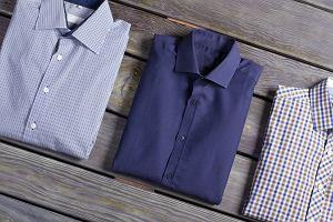 Eleganckie koszule męskie do 100 zł. Modele, które pasują do wszystkiego