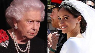 Królowa Elżbieta, Meghan Markle