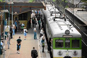 Ogromne utrudnienia na kolei. Na dwa lata zamkną tory do Grodziska?
