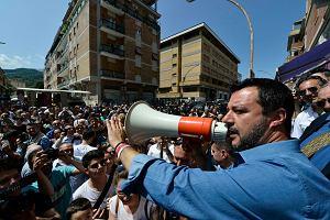 Włochy: emeryci marsz do pracy