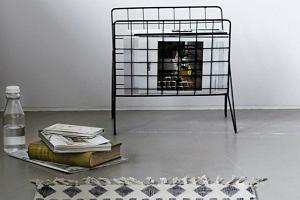 Stojak na gazety - praktyczny organizer i ozdoba wnętrza