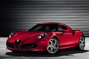 Alfa Romeo 4C - wideo