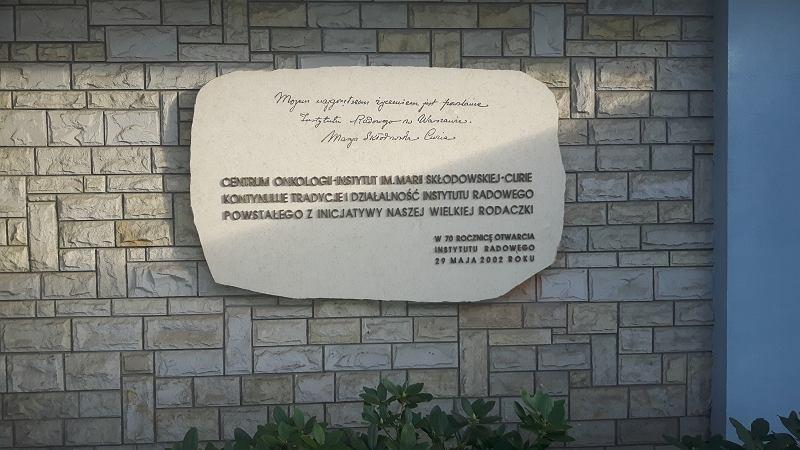 Centrum Onkologii Warszawa - Ursynów