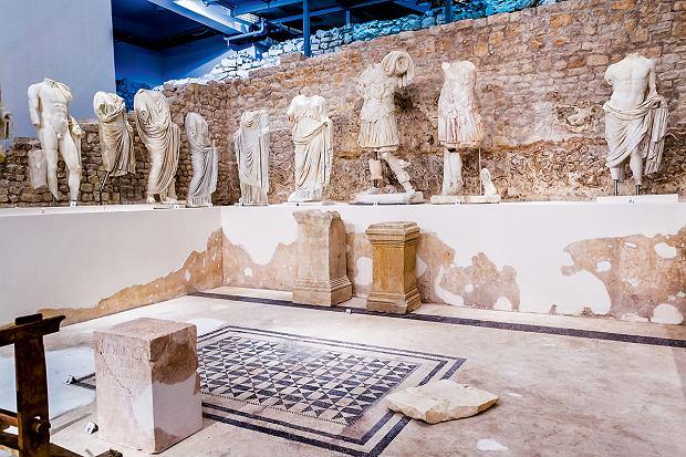 Muzeum Archologiczne 'Narona' w Vid